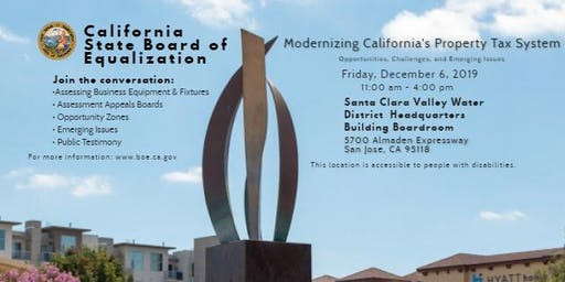 Modernizing California's Property Tax System - Part II