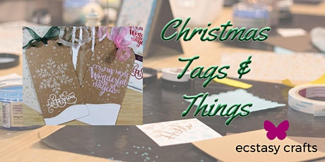 Christmas Tags & Things tickets