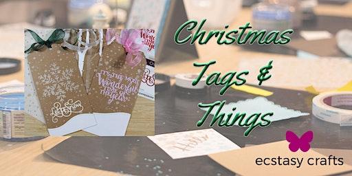 Christmas Tags & Things