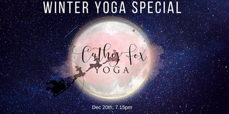Winter Yoga Special tickets