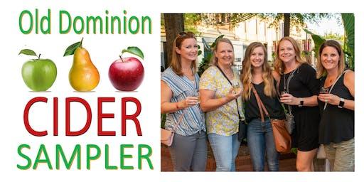 Old Dominion Cider Sampler