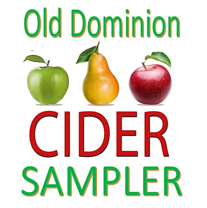 Old Dominion Cider Sampler image