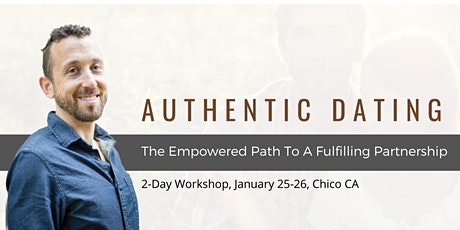 Authentic Dating: The Empowered Path To A Fulfilling Partnership tickets