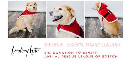 Santa Paws Pet Portraits