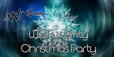 WiGFi Epic Christmas Party @Unity tickets