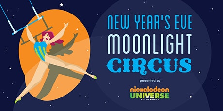New Year's Eve Moonlight Circus VIP Packages tickets