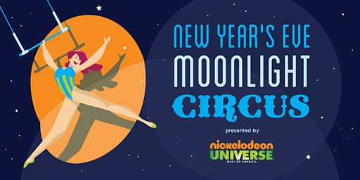 New Year's Eve Moonlight Circus VIP Packages