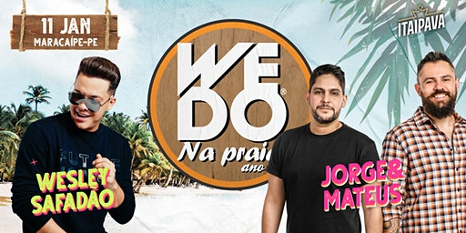 WE DO NA PRAIA 2020