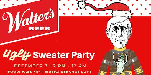 Walter's Ugly Sweater Party