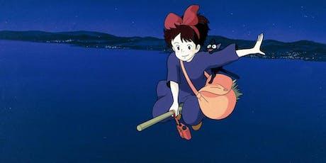 Studio Ghibli on Screen: KIKI'S DELIVERY SERVICE (1989) - 30th Anniversary! tickets
