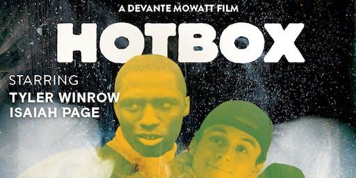 THE HOTBOX!   SHORT FILM PREMIERE! Directed by Devante Mowatt