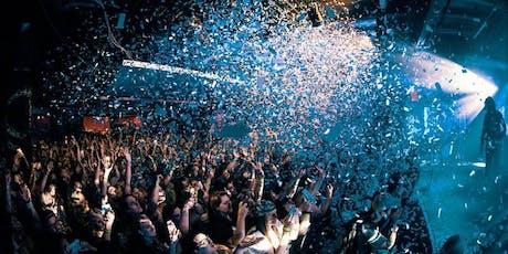 DALE FUEGO PRESENTS: COUNTDOWN NYE 2020 (REGGAETON & HIP HOP PARTY) tickets
