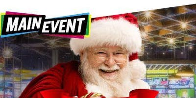 Breakfast with Santa at Main Event Independence
