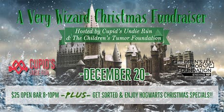 A VERY WIZARD CHRISTMAS FUNDRAISER tickets