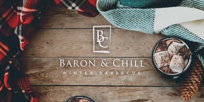 Baron and Chill Winter Barbecue and Pickup Party