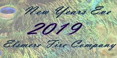 Elsmere Fire Company New Year's Eve 2019
