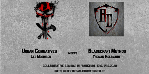 Urban Combatives meets BladeCraft Method