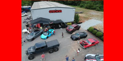 Gtechniq Open House / Car Show