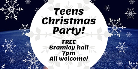 Teens Christmas Party tickets