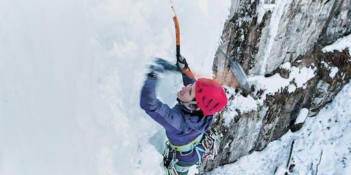 Women's Ice Climbing Session 2- Saturday, January 4 1:00 pm