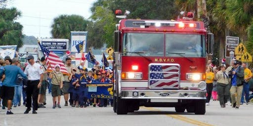 Melbourne Beach 54th Annual Children's Christmas Parade & Pancake Breakfast