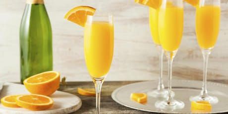 Mimosas and Wellness tickets