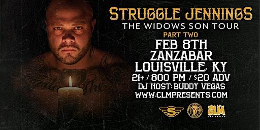 Struggle Jennings at Zanzabar (Louisville) - Feb 8th