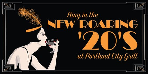 New Year's Eve Party at Portland City Grill
