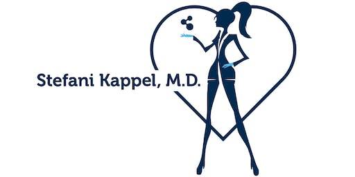 Stefani Kappel MD Launch Party