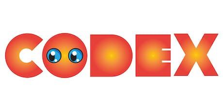 CodeX tickets