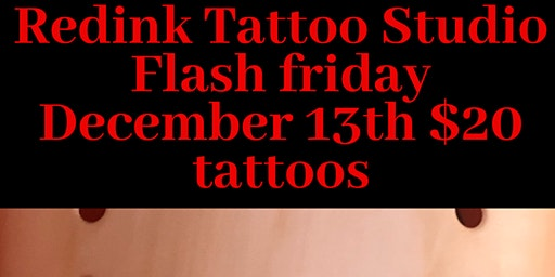 Flash Friday the 13th