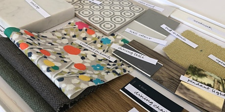 Designer's Table: Create a Moodboard for your Kitchen tickets