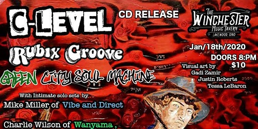 C-Level CD Release Show with Special Guests