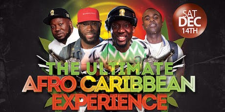 Afro Fusion presents The Ultimate Afro Caribbean Experience tickets