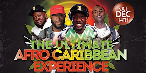 Afro Fusion presents The Ultimate Afro Caribbean E