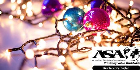 ASA NYC Chapter 2019 Holiday Party tickets