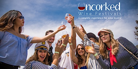 Uncorked: San Diego Wine Festival tickets