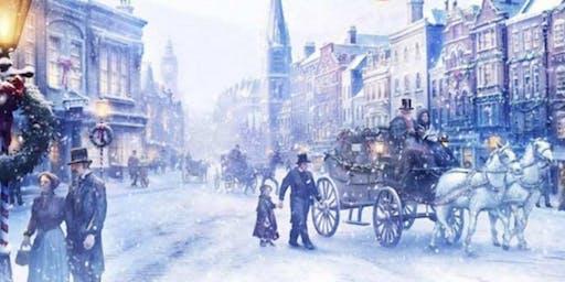 Dickens Festival bij de Dorpskerk