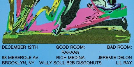 The Funky Seshwa Season Closer with Rahaan & Rich Medina tickets