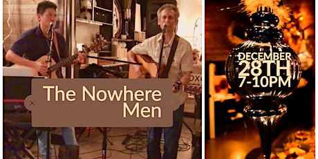 The Nowhere Men tickets
