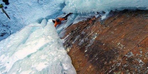 Advanced Ice Climbing - Saturday, January 4 1:30 pm