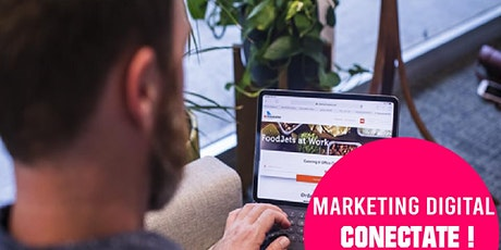 Marketing Digital, Conectate  y comienza a vender ! entradas