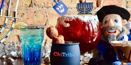 Jewish 30s and 40s Happy Hour At Chicago's Hannukah Pop Up Bar