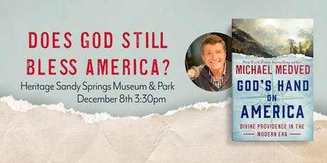 A Discussion with Michael Medved tickets