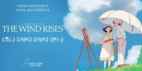 Studio Ghibli on Screen: THE WIND RISES (2013) tickets