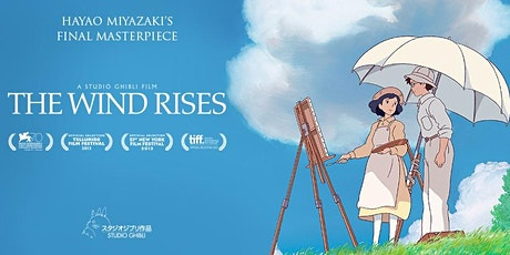 Studio Ghibli on Screen: THE WIND RISES (2013) tickets