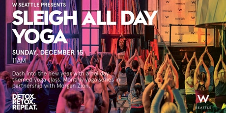 Sleigh All Day Yoga tickets