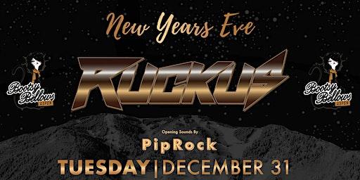 Bootsy Bellows Aspen NYE 2020 - DJ Ruckus