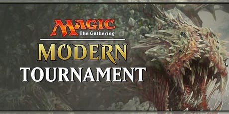Modern Magic the Gathering tickets
