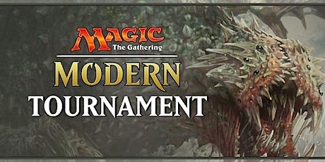 Modern Magic the Gathering tickets